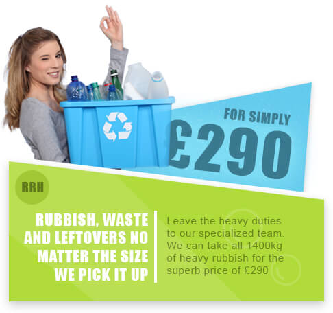Heavy Waste Removal at Superb Low Price