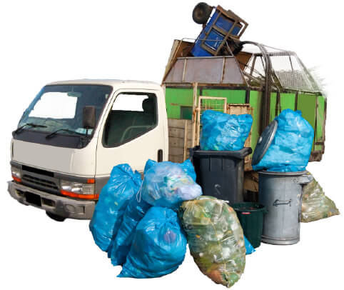 Yard Waste Removal Greater London