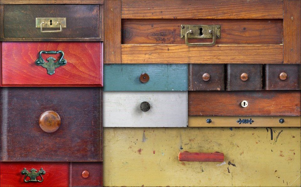 Old Drawers Collection