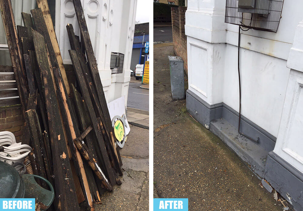 Lower Clapton junk clearing companies E5