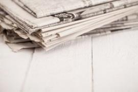 Smart Ideas for Reusing Old Newspapers