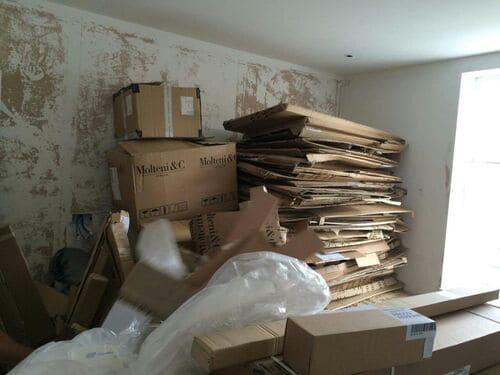 KT24 building junk removal Effingham