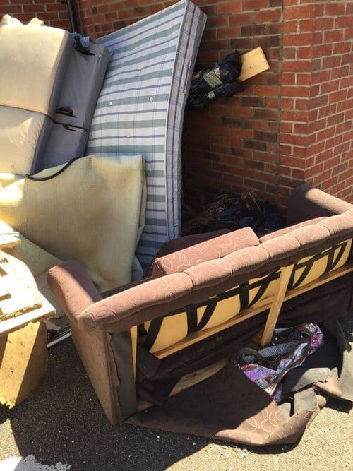 New Barnet domestic rubbish clearance EN5