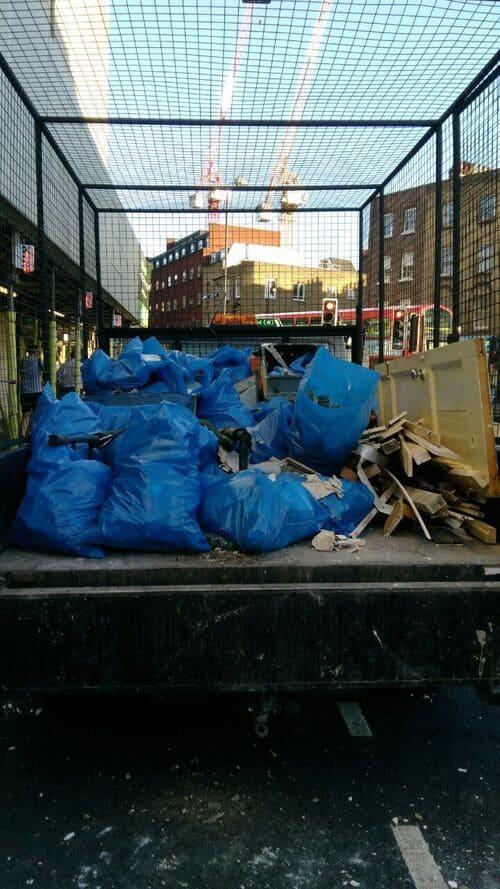 Upper Norwood domestic rubbish clearance SE19
