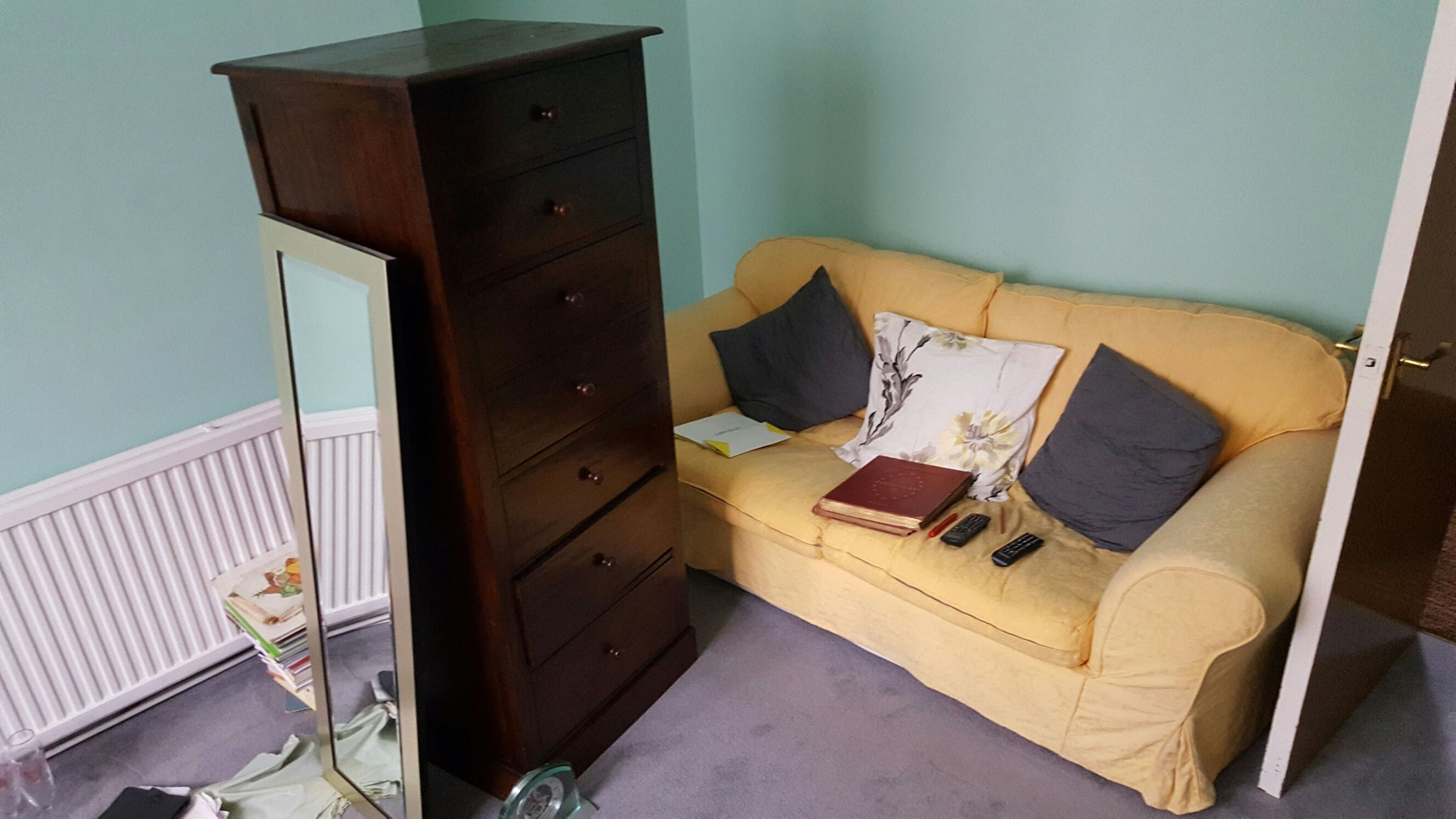 SE16 flat waste clearance Surrey Quays