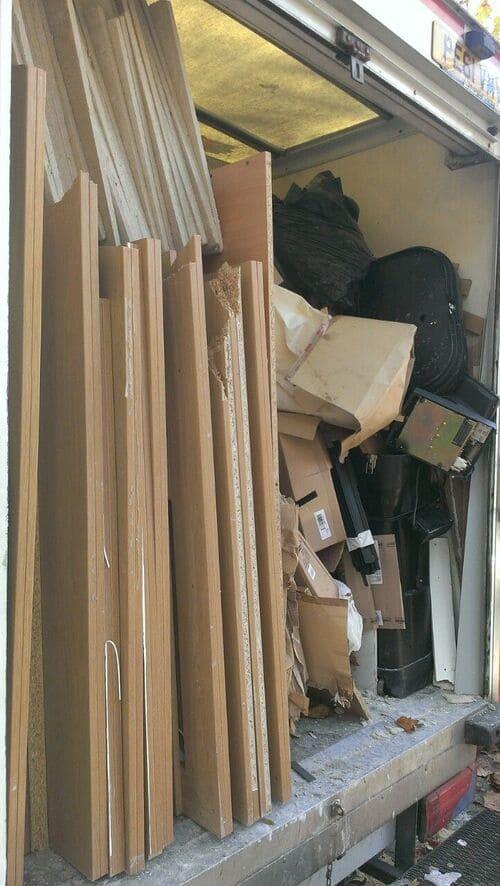 SW1 flat waste clearance Pimlico
