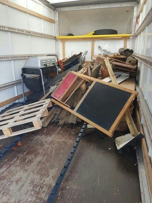 SE16 junk removal companies Bermondsey