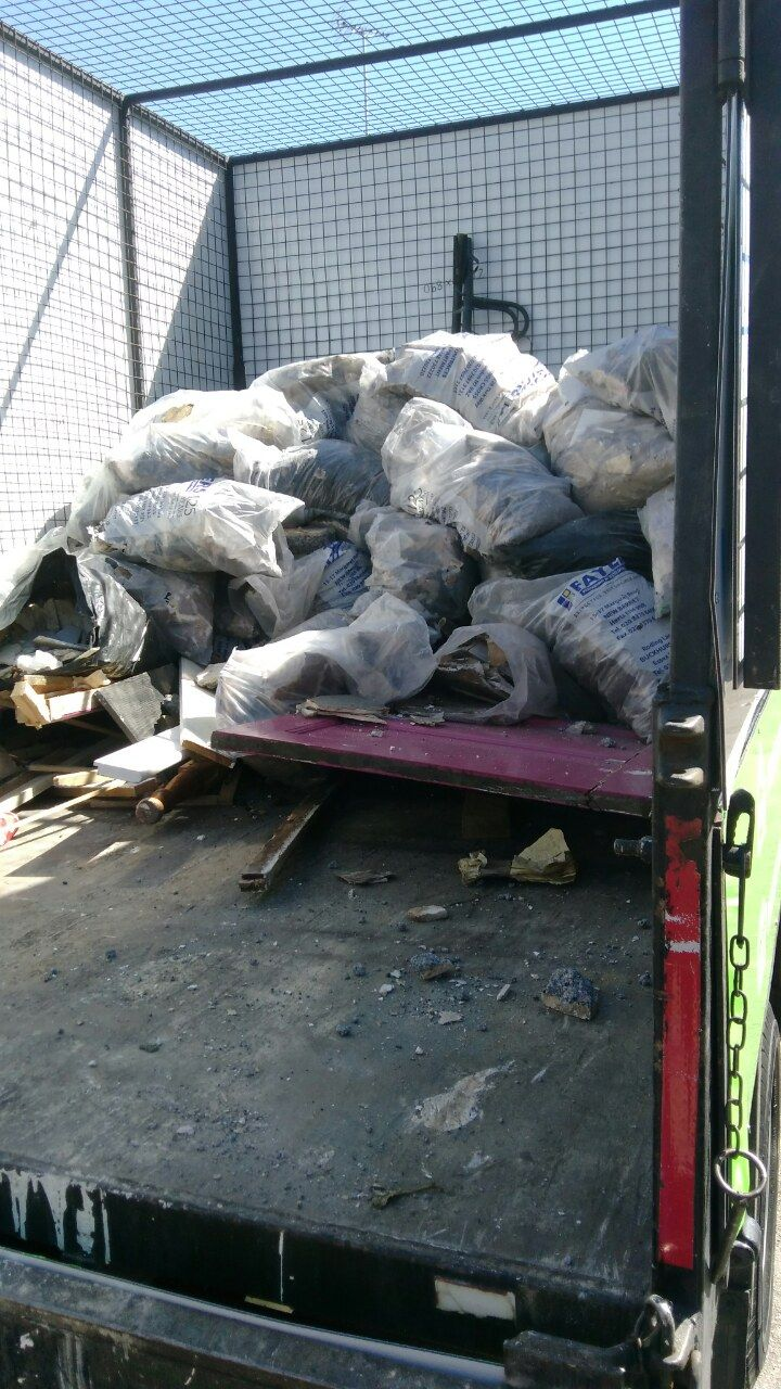 RM3 waste clearance Harold Wood