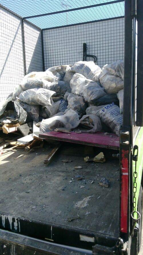UB9 waste clearance Harefield