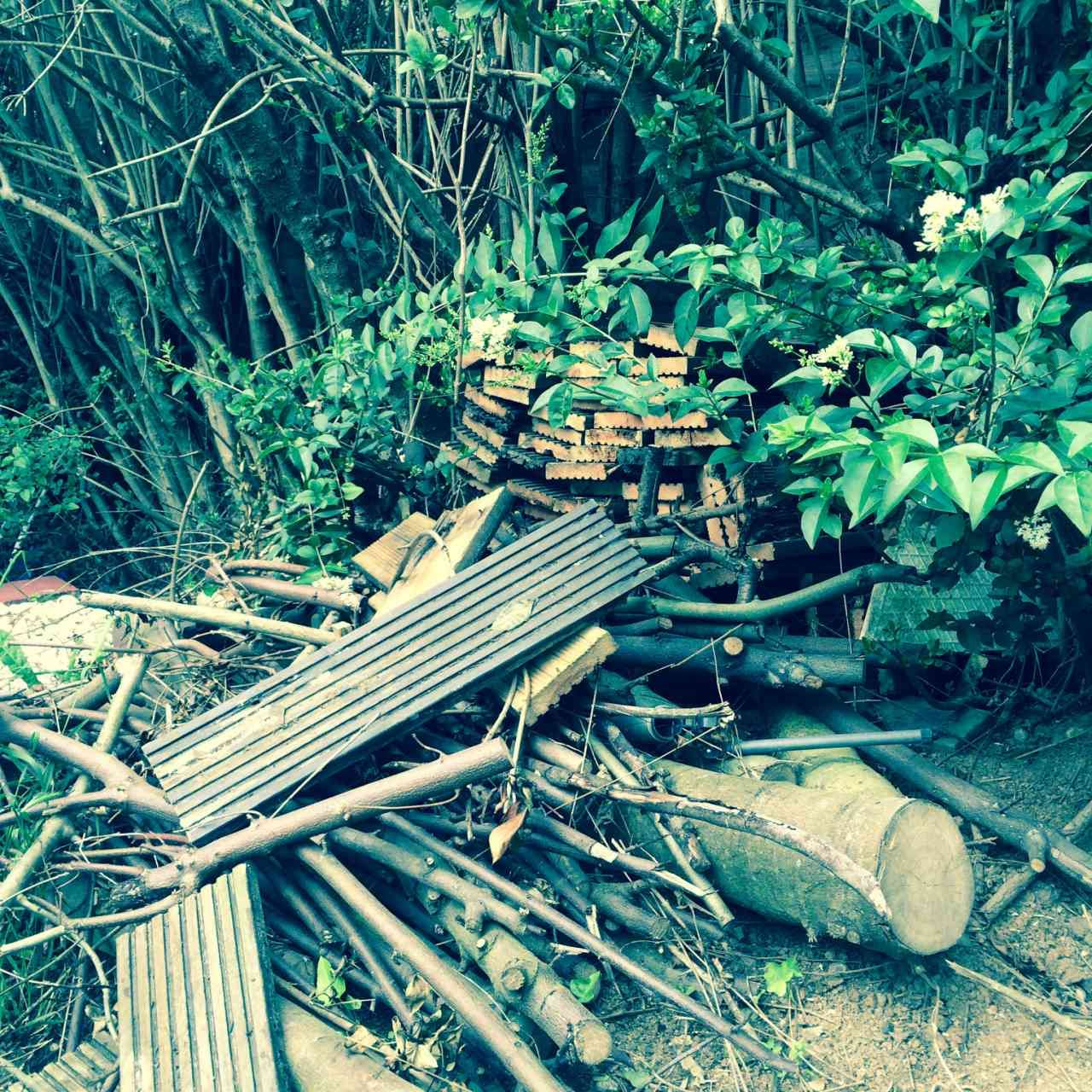 N11 waste clearance Bounds Green